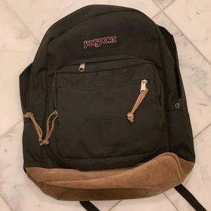 Jansport Superbreak Suede Laptop Backpack